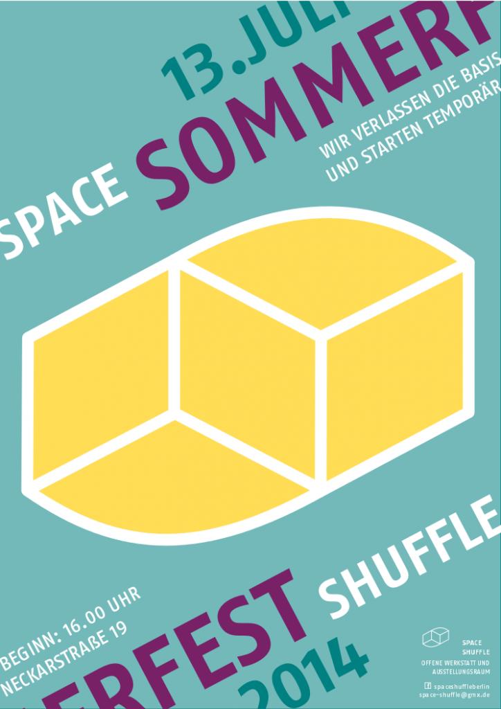 space shuffle sommerfest
